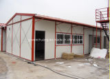 Modulares Sandwich Panel Container House für Workshop