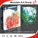 Neues Product P6 Die Casting Aluminum Outdoor 3 in 1 LED Billboard