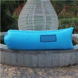 2016の創造的な浜のエアーバッグのソファーの屋外の速く膨脹可能な空気寝袋