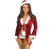 CER Certification Sexy Adult Party Christmas Costume für Women