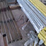 Tuyau sans fin carré en acier inoxydable 316 pour décoration