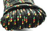 Веревочка Nonwoven упаковки PP Braided 50 футов длины