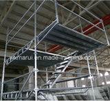 SGS аттестовал системы Ringlock для конструкции
