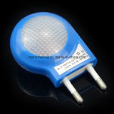소형 LED 밤 빛 자동 센서 지능적인 아기 램프
