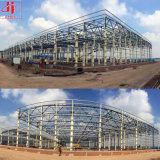 Набор сарая металла здания промышленных конструкций сарая Prefab