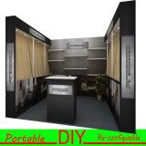 De hete Cabine van de Tentoonstelling van de Reclame van Reusable&Portable van de Verkoop