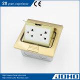 Soquete impermeável do assoalho/soquete do assoalho/soquetes elétricos do assoalho