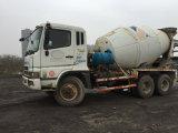 Nieuw-vrij-schilder Mitsubishi-Motor Euro3 6*4-LHD-Drive 8~10cbm/25ton de Fuso Gebruikte Vrachtwagen van de Concrete Mixer opnieuw