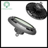 150W luz do UFO Highbay com o SMDS do excitador e da Philips de Meanwell