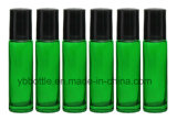 bolsa de vidro Refillable do frasco de perfume do Roll-on de 5ml 10ml 30ml, frascos de vidro