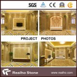 Hoogst Marmer van de Decoratie van het Hotel het Keizer Gouden van Eigen Steengroeve/Exclusieve Leverancier