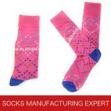 Высокое качество носка отдыха хлопка гребня людей (UBM1027)