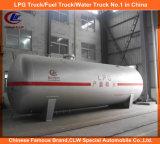 Резервуар для хранения сжиженного нефтяного газа Поставщик автоцистерна для СНГ 50-100cbm LPG Контейнер-цистерна 20ft 40ft