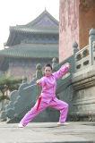 Одежда пеньки женщин хиа Wudang Tai высокосортная Long-Sleeved Bamboo