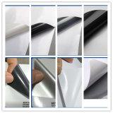 Vinil de PVC autoadhesivo branco para etiqueta de carro