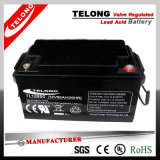 12V85ah AGM/Gel Lead Acid Battery für Stromnetz UPS-Solar