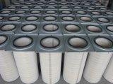 De ronde Filter van de Patroon van de Flens met Polyester Spundbonded