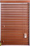 шторки окна рельса головки металла высоко-профильного предкрылков Basswood 50mm
