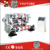 Machine de fente de ruban adhésif de BOPP pour le cachetage de carton, découpeuse Rewinder de pain de notation