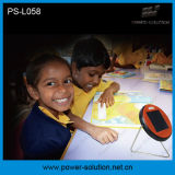 Mini lampada di lettura solare acquistabile con la batteria LiFePO4