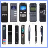 공장 가격 디지털 음성 기록병 제조자 직업적인 USB 딕터폰 녹음기 지원 OEM