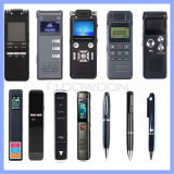 OEM professionale di sostegno del registratore del dittafono del USB del fornitore del registratore di Digitahi di prezzi di fabbrica