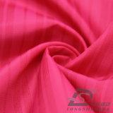 Acqua & di modo del rivestimento prodotto cationico intessuto rivestimento Vento-Resistente 100% del filamento del filato del poliestere del jacquard del plaid giù (X017)