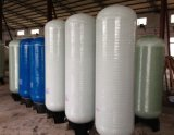 Residential Water Treatment UseのためのFRP Fiber Tank