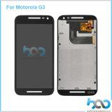 Vertoning LCD met het Scherm van de Aanraking voor Motorola G3