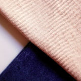 Tessuto 100% di cotone lavato saia del cotone
