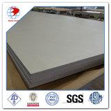 4mm*8cm ASTM A240 201 304 Ss304 316/316L 310 de Warmgewalste Plaat van het Blad van het Roestvrij staal