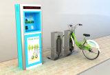 Tipo melhorado azul Bicicleta-Fluorescente público gabinete de controle central