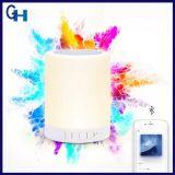 Discoteca, giardino, altoparlante chiaro istantaneo domestico del cambiamento LED Bluetooth di colore