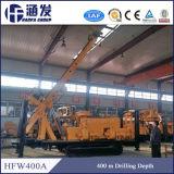 Установленная Crawler буровая установка добра воды (HFW400A)