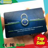 Развертка протектора анти- RFID данным по крена преграждая карточки