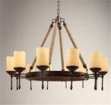 Lámpara pendiente de mármol española de la decoración del hogar o del hotel de Phine