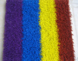 اصطناعيّة/عشب اصطناعيّة مع لون عشب
