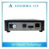 Enigma2 리눅스 OS 상자를 가진 최고 리눅스 IPTV 상자 Zgemma I55는 코어 IPTV 이중으로 한다