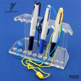 Fabrik-Förderung-Plastik 2 in 1 Farben-Tinten-Geschenk-Feder