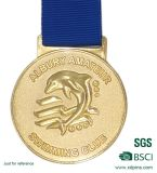 Custom barato Blank 3D Antique Sport Medal