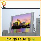 Afficheur LED P10 polychrome haut intelligent extérieur des bons prix