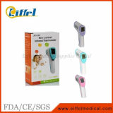 Do bebê aprovado da forma do injetor do Ce termômetro infravermelho Non-Contact da testa