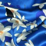 16mm 숙녀를 위한 Dress Fabric 민감하는 인쇄된 Crepe 실크 직물