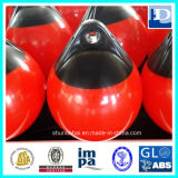 Yachts와 Boats를 위한 팽창식 PVC Buoy Float Fender