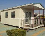 Casa prefabricada día de fiesta de calidad superior de las vacaciones exportada a Nueva Zelandia