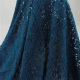 의복 부속품 레이스 탄력 있는 크로셰 뜨개질 직물 레이스 또는 직물 레이스