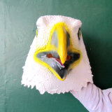 Látex Full Head Animals Eagle americano Highquality Fancy Dress acima de Party Masks