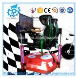 2016 самых новых 360degree вращая управляющ имитатором, машиной игр автомобильной гонки он-лайн с 3 экранами и Logitech G29