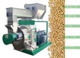 Chaîne de production en bois de boulette de combustible organique industriel de grande capacité