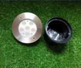 非対称的なレンズ(JP82662-H)が付いている18W LEDの地下ライト